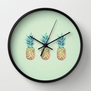 accessori-tropical-ananas-orologio-balizroom