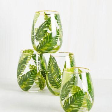decorazioni-tropical-palma-bicchieri-balizroom
