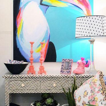 decorazioni-tropical-quadro-tucano-balizroom