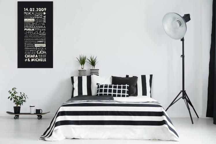 balizroom-interiorblog-scritture leggere-tela-berlino-parole-famiglia-cameradaletto
