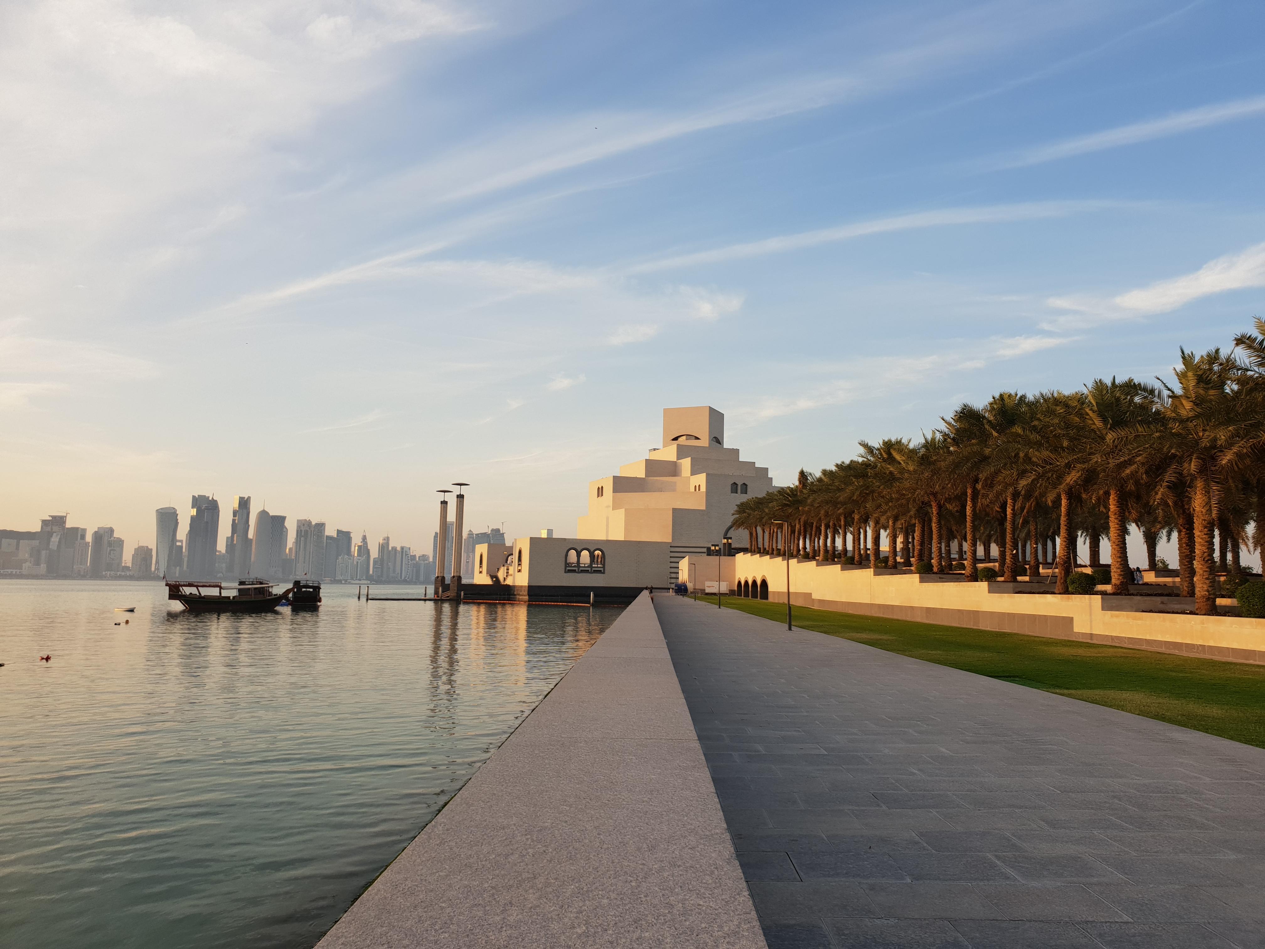Lavorare In Qatar Architetto vivere a doha, tra architettura e deserto – baliz room