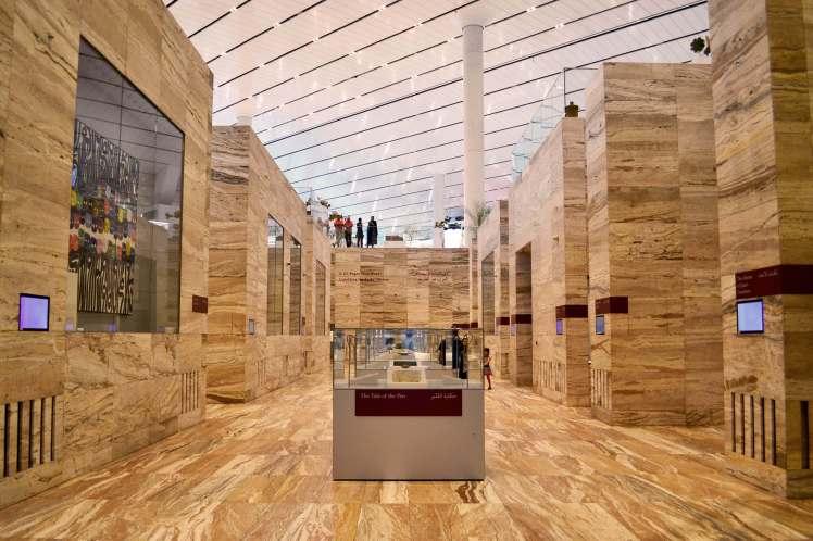 architettura-qatar-national-library-collezione-manoscritti-antichi-heritage-credits-balizroom