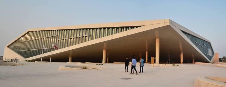 architettura-qatar-national-library-oma-facciata-credits-balizroom
