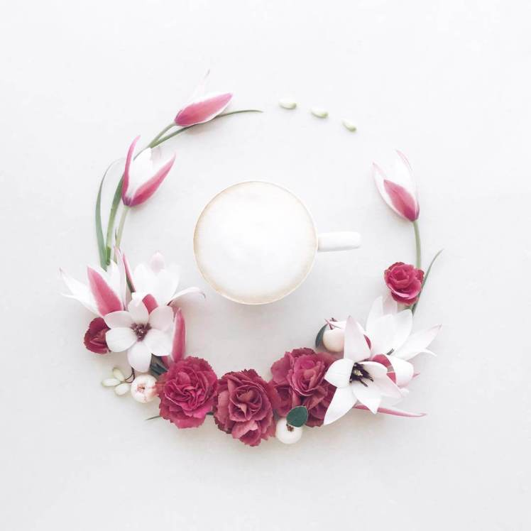 la-fee-de-fleur-instagram-balizroom-styling-coffee-flower-composition
